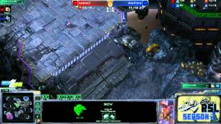 RoX.KIS.LiveZerG vs MarineKingPrime Game 3: Ritmix RSL II Group D - [Starcraft II]