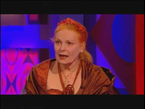 Vivienne Westwood Jumps On The Climate Change Bandwagon Of BS - 2 of 2