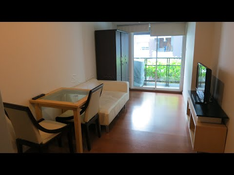 One bedroom apartment Bangkok 13.000 baht The Next Oh Nut
