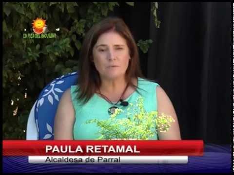 LA PICA DEL INQUILINO ENTREVISTA A PAULA RETAMAL ALCALDESA DE PARRAL