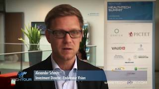 Healthtech Summit 2016 Interview with Alexander Schmitz, Investment Director at Endeavour Vision