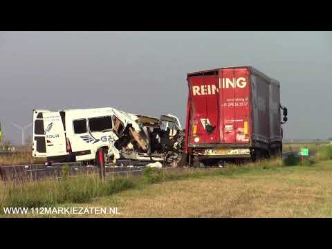 Wypadek Polskiego Busa W Holandii