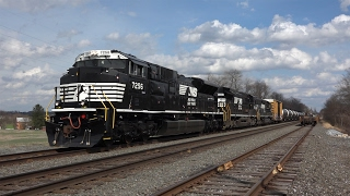 A Day in the Life of a Norfolk Southern Conductor