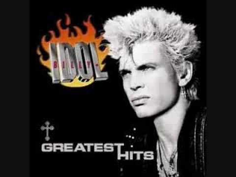 "Billy Idol - ""Mony Mony"""