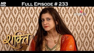 Shakti - 13th April 2017 - शक्ति - Full Episode (HD)