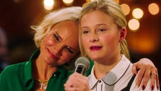 Kristin Chenoweth & 'AGT's' Darci Lynne Farmer's Holiday Duet Will Melt Your Heart (Exclusive)