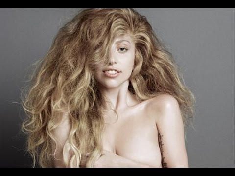 Lady Gaga Nude V Magazine Photo & Talks New 'artpop' Song! video