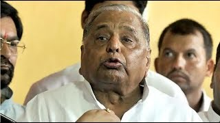 Mulayam Singh Yadav: 'Want to see Modi become PM again'