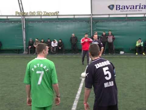 TV777, Mini fudbal, Pregled 1/8 finala kupa