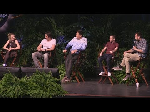 Q&A with the stars of the Harry Potter films at Universal Orlando Celebration
