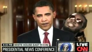 Obama Auto Tune T-Pain