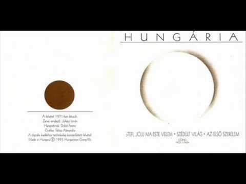 Hungária - A Lány, Aki Mindig énekel