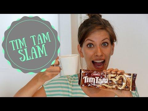 Tim Tam Slam | Eating Australian Food