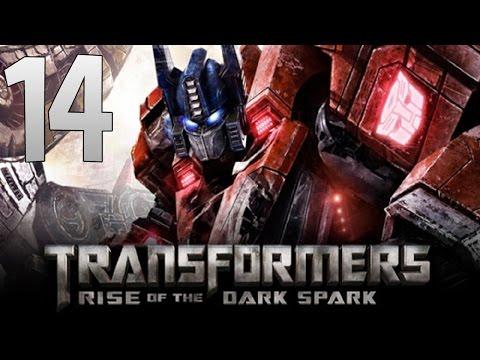Zagrajmy W Transformers: Rise Of The Dark Spark Odc.14 Koniec Gry