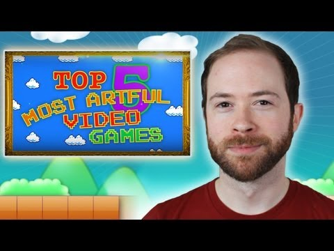 Top 5 Most Artful Video Games | Idea Channel | PBS