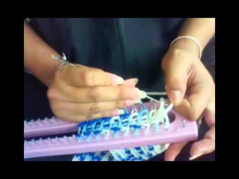 vdo-การสอนถักผ้าพันคอ. avi