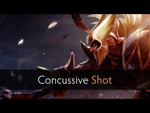 Dota 2 Concussive Shot