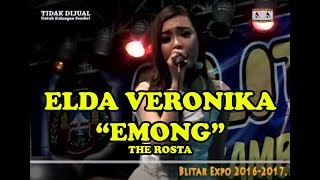 THE ROSTA  -  EMONG LIVE IN BLITAR EXPO 2016