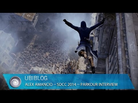 Assassin's Creed Unity – Parkour in the Game and Real Life...
