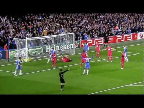 Branislav Ivanovic (Chelsea vs Genk )