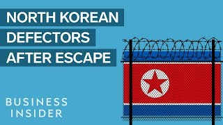 What Happens To North Korean Defectors After They Escape