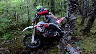 EPIC NORTHERN BC SINGLE TRACK Cross Training Enduro