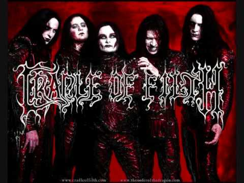 Cradle Of Filth - Angel Of Death