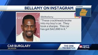 Bill Bellamy calls out 'crackhead' thieves