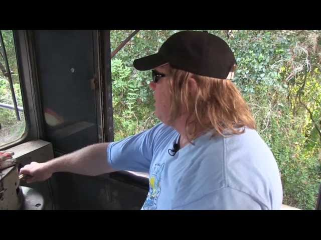 Cab Ride on Engineer's Last Day