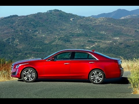 Real World Test Drive 2014 Cadillac CTS