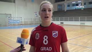 ZRK Sloga - ZORK Jagodina  (RTV MLAVA 29.03.2018.)