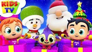 We Wish You A Merry Christmas | The Supremes | Christmas Songs For Babies - Kids Tv