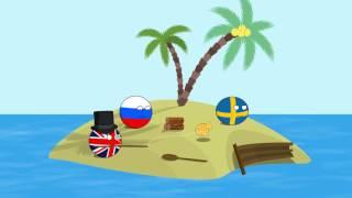 download lagu Countryball Animation: Fishing Adventure gratis