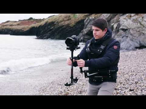 Best Camera Stabilization Kit- Flycam HD-3000 with Comfort Arm & Vest! View test shots