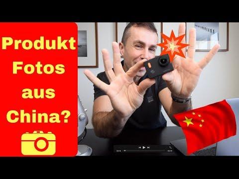 Produktfotos für Amazon FBA Artikel, Produktfotograf in China finden?