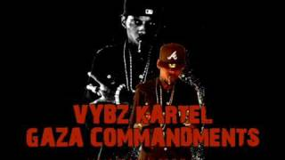 Watch Vybz Kartel Gaza Commandments video