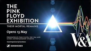 The Pink Floyd Exhibition: Their Mortal Remains (Interview Trailer)