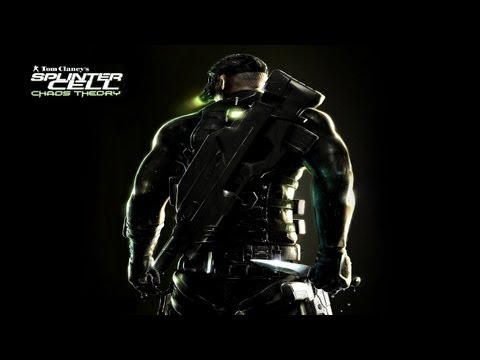 Splinter Cell: Chaos Theory HD - Misión 5: Displace