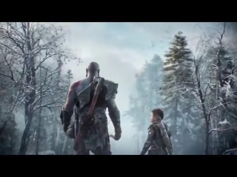 God of War 4 New Commercial Trailer (2018)