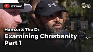 Video: God creates Man imperfect, commands obedience. Why punish Sin? - Hamza Myatt vs Christians