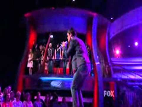 Kris Allen - Man in the Mirror American Idol Top 36 (VIDEO) Music Videos