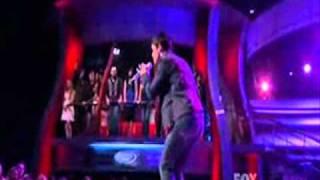 Watch Kris Allen Man In The Mirror video