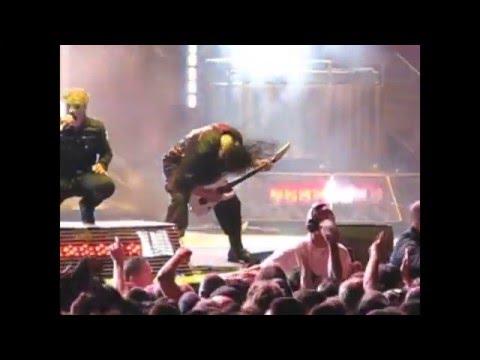 Slipknot - Live at Mayhem Festival Seattle 2008 HD