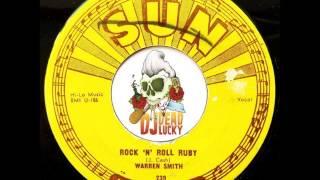 Watch Warren Smith Rock n Roll Ruby video