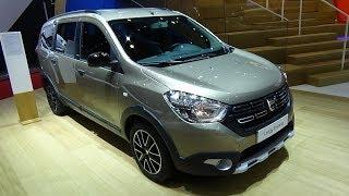 Dacia Lodgy. Interior   km77.com