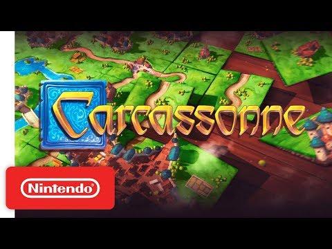 Carcassonne - Launch Trailer - Nintendo Switch