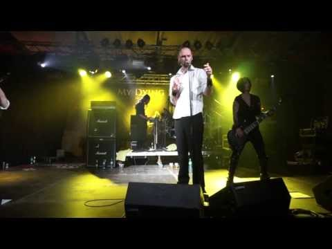 My Dying Bride - The Cry of Mankind @ Maximum Rock Festival @ Turbohalle