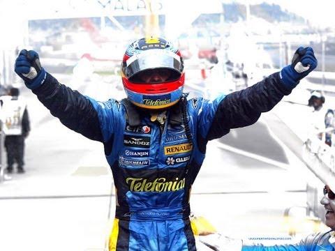 Homenaje a Fernando Alonso (2012)
