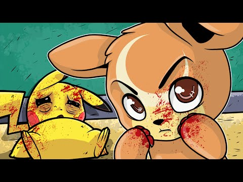 POKEMON BATTLE! - Gang Beasts Online Multiplayer Funny Moments