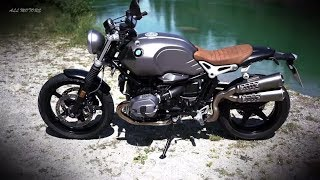 BMW R nineT Scrambler Motorbike Review
